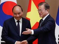 Tổng thống Hàn Quốc nhờ Việt Nam thúc đẩy hòa bình trên bán đảo Triều Tiên