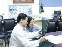 Mẹ ung thư dừng điều trị để sinh con chấp nhận khối u di căn lên não