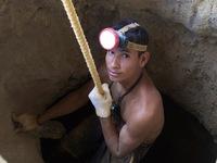 Ở Venezuela, đi đào vàng dễ sống hơn