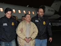 Trùm ma túy El Chapo từng bày kế để có