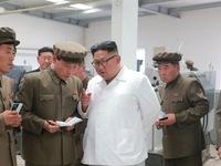 Lo cấm vận, báo Triều Tiên kêu gọi trồng cấy tốt hơn để có lương thực