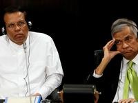 Khủng bố ở Sri Lanka xảy ra do tổng thống và thủ tướng hục hặc?