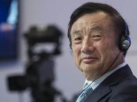 Nhà sáng lập Huawei nói đủ sức tạo con chip tốt như Mỹ
