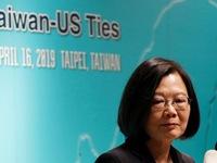 Giữa căng thẳng, Mỹ thông qua dự luật ủng hộ Đài Loan