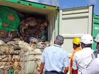 Đến lượt Sri Lanka yêu cầu Anh lấy lại 100 container rác thải