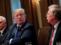 """Đuổi xong """"diều hâu"""", ông Trump đòi gặp tổng thống Iran ngay trên đất Mỹ"""