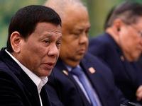 """Ông Duterte không hài lòng khi ông Tập nói Biển Đông là """"tài sản"""" của Trung Quốc"""