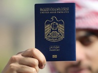 Hộ chiếu UAE tiếp tục giữ vị trí