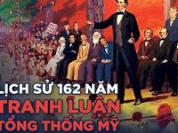Lịch sử 162 năm tranh luận tổng thống Mỹ