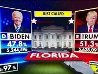 Kết quả bầu cử Mỹ: 7 cơ quan truyền thông lớn cho 7 số liệu khác nhau