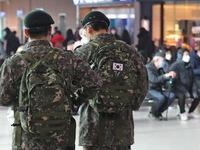 Hàn Quốc: 11 quân nhân nhiễm COVID-19, cách ly 7.700 người
