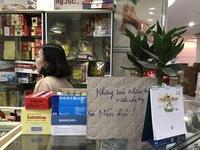 Chợ thuốc lớn nhất Hà Nội đồng loạt treo biển