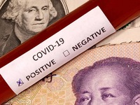 Mỹ - Trung khẩu chiến về hóa đơn corona