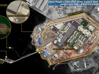 Trung Quốc mở rộng căn cứ ở châu Phi, đủ sức tiếp tàu sân bay, tàu ngầm