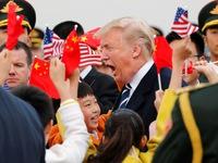 Chính khách Trung Quốc muốn ông Trump tái đắc cử vì