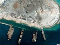 Trung Quốc nói tìm thấy nước ngọt ở đá Chữ Thập chiếm của Việt Nam