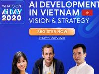 """2.000 người tham dự """"Ngày trí tuệ nhân tạo 2020 - Vươn tầm đón thách thức"""""""