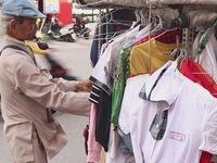 Cuộc thi Lan tỏa năng lượng tích cực 2021: Xe quần áo 0 đồng của ông Tư Ẩn tại Sài Gòn