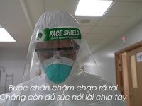 Cuộc thi 'Lan tỏa năng lượng tích cực 2021': Bài thơ 'truyền lửa' của nhân viên y tế F0