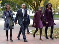 'Sóng gió tình trường' vợ chồng Tổng thống Obama