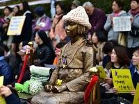 Cựu nô lệ tình dục Hàn Quốc phản đối thỏa thuận với Nhật
