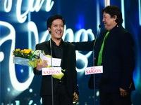 Trường Giang vượt qua Hoài Linh đoạt hai giải Mai Vàng