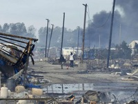 Pháp tuyên bố hoàn tất chiến dịch dọn dẹp 'Rừng Calais'