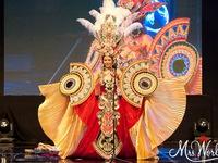 Hoa hậu Quý bà Thế giới: đại diện Việt Nam vào top 5