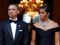 Chùm ảnh cuộc tình 27 năm như mơ Obama - Michelle