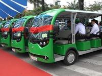 TP.HCM mở 4 tuyến xe buýt điện không trợ giá đầu tiên