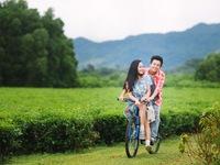 Ngô Kiến Huy, Miu Lê