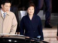 Hàn Quốc chính thức buộc tội bà Park và chủ tịch Lotte