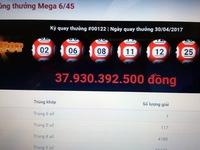 Trúng Vietlott 38 tỉ đồng nhưng không thèm nhận