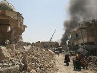 Tái chiếm Mosul - Kỳ 3: Chỉ còn là gạch vụn