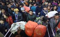 Ngày mai bắt đầu cuộc 'Xuân vận' của gần 3 tỉ lượt người Trung Quốc