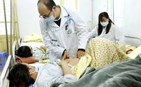 Cô gái Hà Nội bị biến chứng viêm não do mắc sởi ở TP.HCM
