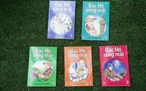 Lần đầu tiên phát hành bộ truyện tranh màu về Bác Hồ