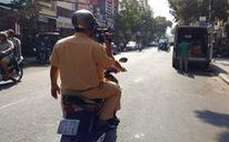Người dân ghi hình gửi về, CSGT TP.HCM sẽ xử phạt xe vào đường cấm
