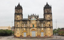 Bộ Văn hóa, thể thao và du lịch xuống khảo sát nhà thờ Bùi Chu
