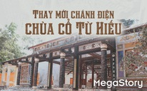 Thay mới chánh điện chùa cổ Từ Hiếu: Bỏ cổ thay mới?