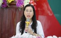 Bà Bùi Thị Quỳnh Vân tiếp tục làm bí thư Tỉnh ủy Quảng Ngãi
