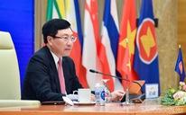 ASEAN: Biển Đông có vấn đề 'quân sự hóa, đòi hỏi chủ quyền thiếu căn cứ'