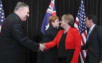 Công hàm Biển Đông của Úc là khởi đầu đẩy lùi việc bành trướng của Trung Quốc