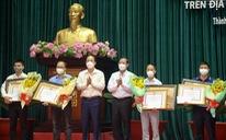 Chủ tịch Phan Văn Mãi: 'Trân quý các đoàn chi viện kề vai cùng TP.HCM chống dịch'
