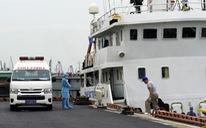 Có thuyền viên dính COVID-19, tàu Singapore xin không nhập cảnh vào Việt Nam