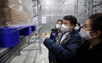 Hành trình đưa 117.600 liều vắc xin về Việt Nam