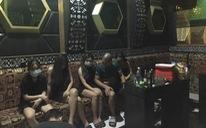 Thu giấy phép quán karaoke để 4 đôi nam nữ phê ma túy, nhảy múa giữa dịch