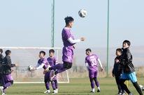 U23 Việt Nam thoải mái chờ đấu U23 Đài Loan
