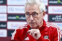 HLV Bert van Marwijk: 'Tuyển UAE bây giờ mạnh hơn lúc thua Việt Nam ở lượt đi'