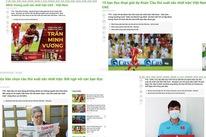 Cuộc thi 'Dự đoán cầu thủ Việt Nam xuất sắc nhất trận': Mất ngủ để bỏ phiếu mà vui